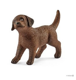 Schleich Farm World - Labrador Retriever, Puppy 13835