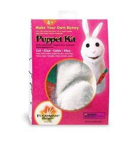 Folkmanis Bunny Puppet Kit