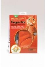 Folkmanis Cat Puppet Kit