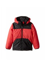 573682be2 The North Face Boys Reversible True or False Jacket TNF Red/TNF Black