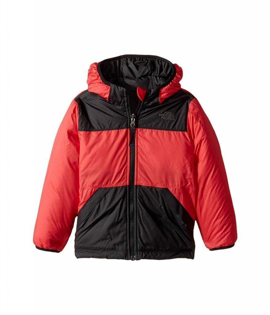 a031273bb The North Face Boys Reversible True or False Jacket TNF Red/TNF Black
