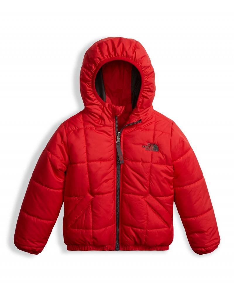 baffa9300 The North Face Toddler Boys Reversible Perrito Jacket TNF Red - Grow ...