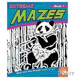 MindWare Extreme Mazes Book 1