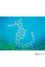 MindWare Rainbow Fish Shimmer Mosaics