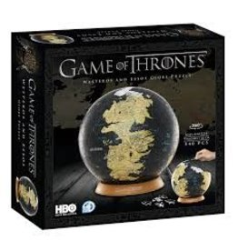 Game of Thrones Globe Puzzle