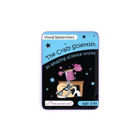 The Purple Cow The Crazy Scientist - Young Researchers