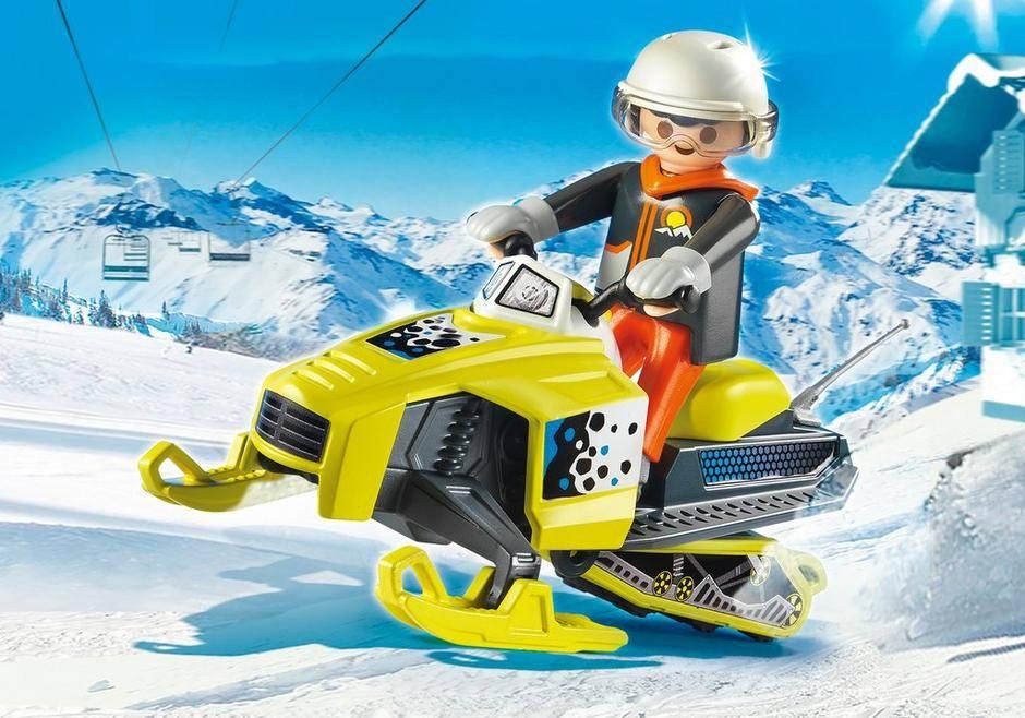 Playmobil Snowmobile