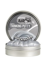 Crazy Aaron's Thinking Putty Magnetic Quicksilver