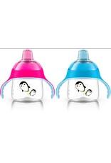 Avent Premium Spout Penguin Cup 7oz 6m+