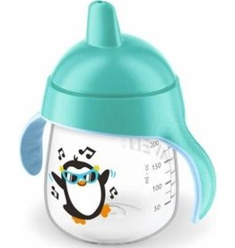 Avent My Little Sippy Cup Teal 9oz 9m+