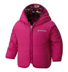 Columbia Double Trouble Jacket Deep Blush Critters