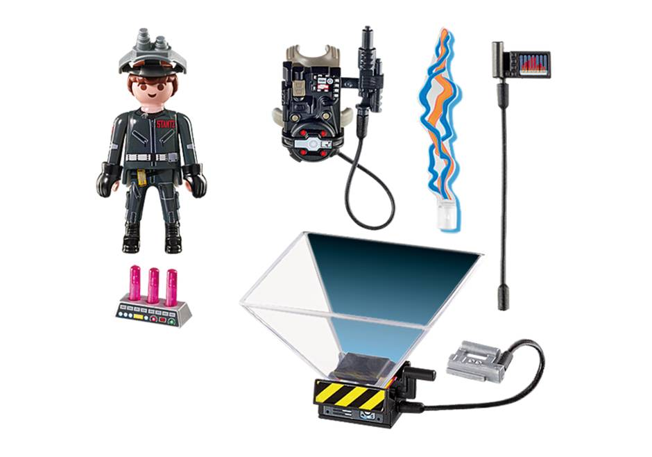 Playmobil Ghostbuster Raymond Stantz