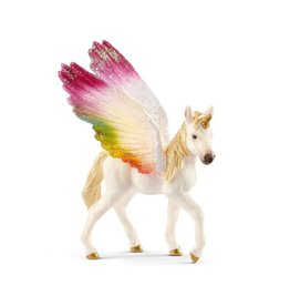 Schleich Winged Rainbow Unicorn (70576)