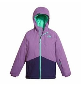 The North Face Girls Brianna Insulated Jacket Bell Flower Purple