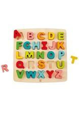 Hape Chunky Alphabet Puzzle