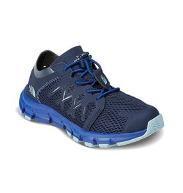 The North Face Jr Litewave Flow Shoe Cosmic Blue/Turkish Sea