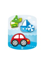 Hape Dynamic Vehicle Puzzle