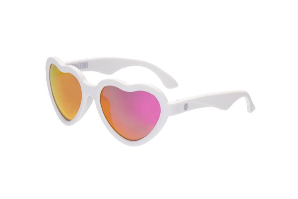Babiators Limited Edition Heart W/ Pink Lenses