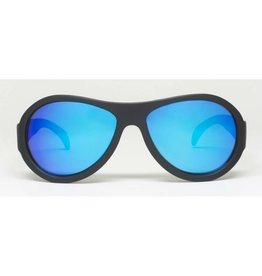 Babiators Aces - Aviator Black Ops with Mirrored Lense