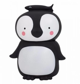 A Little Lovely Company Money Box: Penguin