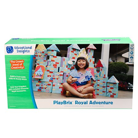 Educational Insights Playbrix Royal Adventure