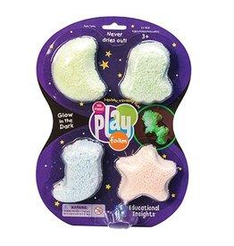 Educational Insights Playfoam Glow-in-the-Dark 4 pack