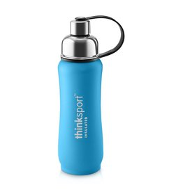 Thinkbaby Thinksport Insulated Sports Water Bottle 17oz (500ml) Light Blue