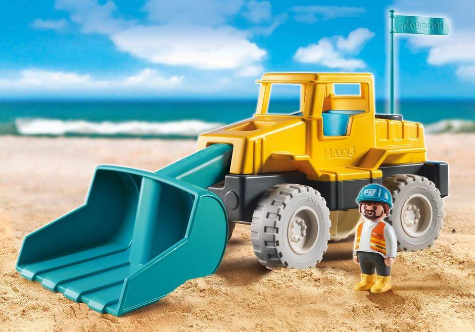 Playmobil Sand Excavator
