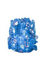 AppleCheeks Washable Swim Diaper - Anchored