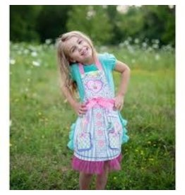 Great Pretenders Colour-An-Apron, Size 4-7