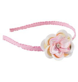 Great Pretenders Glitter Petal Flower Headband