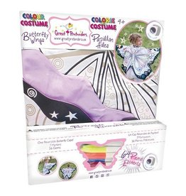Great Pretenders Colour A Butterfly Wings, Size 4-7