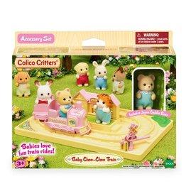 Calico Critters Choo Choo Train Set