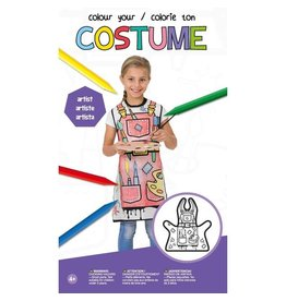 Colour your Costume Artist