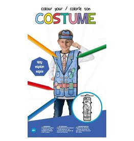 Colour your Costume Spy