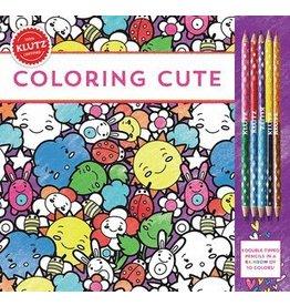 Klutz Colouring Cute