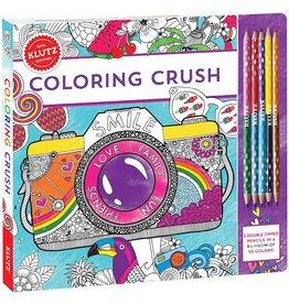 Klutz Colouring Crush