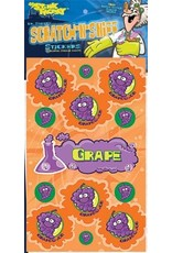 Scratch n Sniff Stickers