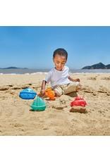Hape Travel Sand Mold Set