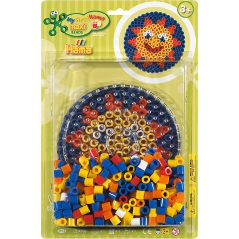 Hama My first Hama Maxi Beads Green