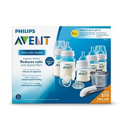 Avent Anti-Colic Newborn Starter Kit