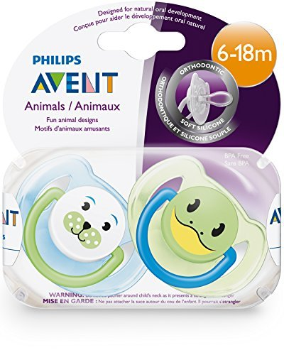Avent Animal Pacifier  6-18 months
