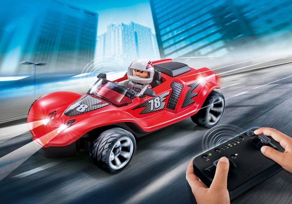Playmobil RC Rocket Racer