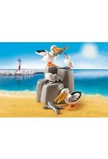 Playmobil Pelican Family