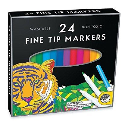 MindWare Fine Tip Markers 24 Pack