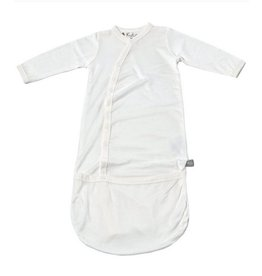 Kyte Baby Layette Printed Bundler in Cloud