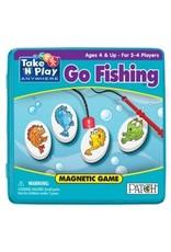 MindWare Take 'n' Play Go Fishing Game Tin (Bilingual)