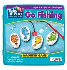 MindWare Go Fishing Game Tin (Bilingual)