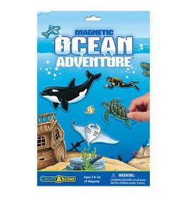 Magnetic Ocean Adventure