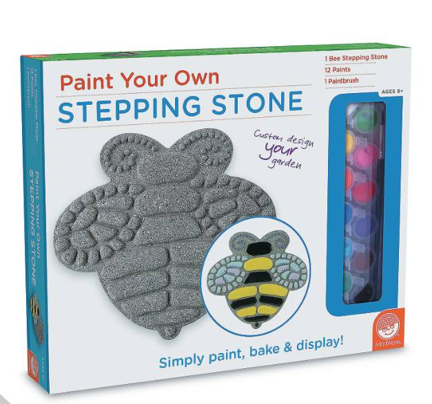 MindWare Paint your Own Stepping Stone - Bee